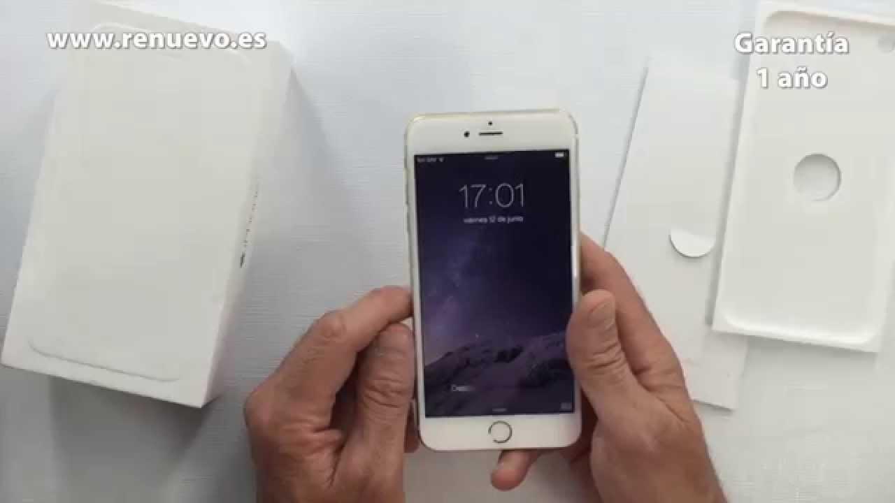 e0f62c6dc4b Consejos para comprar un iPhone 6 Plus de segunda mano - YouTube