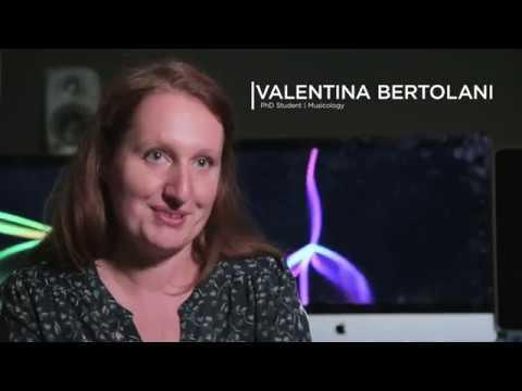 Valentina Bertolani, Music, University of Calgary