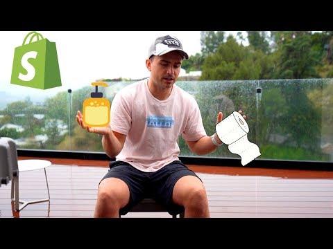 Shopify Dropshipping & Coronavirus - THE TRUTH thumbnail
