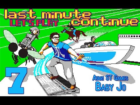 CALL SOCIAL SERVICES! | Atari ST Adventures #7 - Baby Jo in Going Home