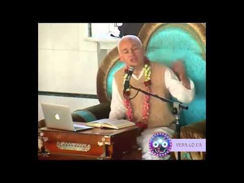 Шримад Бхагаватам 1.13.43 - Ачьюта Прия прабху