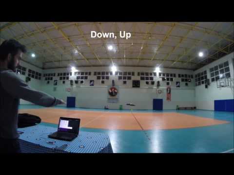 Flying a Drone with the Leap Motion Controller - AR Drone