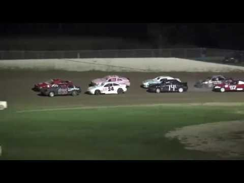 4 Cylinder feature 34 Raceway 7/23/16
