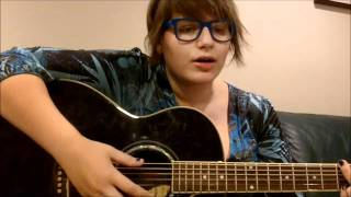 Ingrid Michaelson Ghost Cover Thumbnail