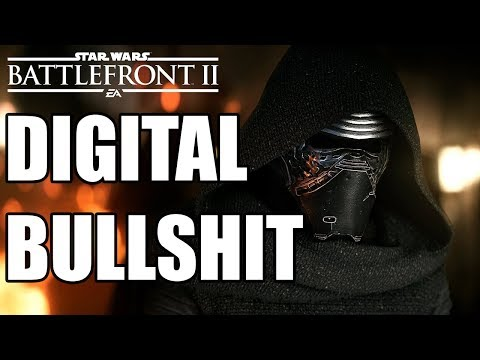This is EA's Actual Star Wars Battlefront 2