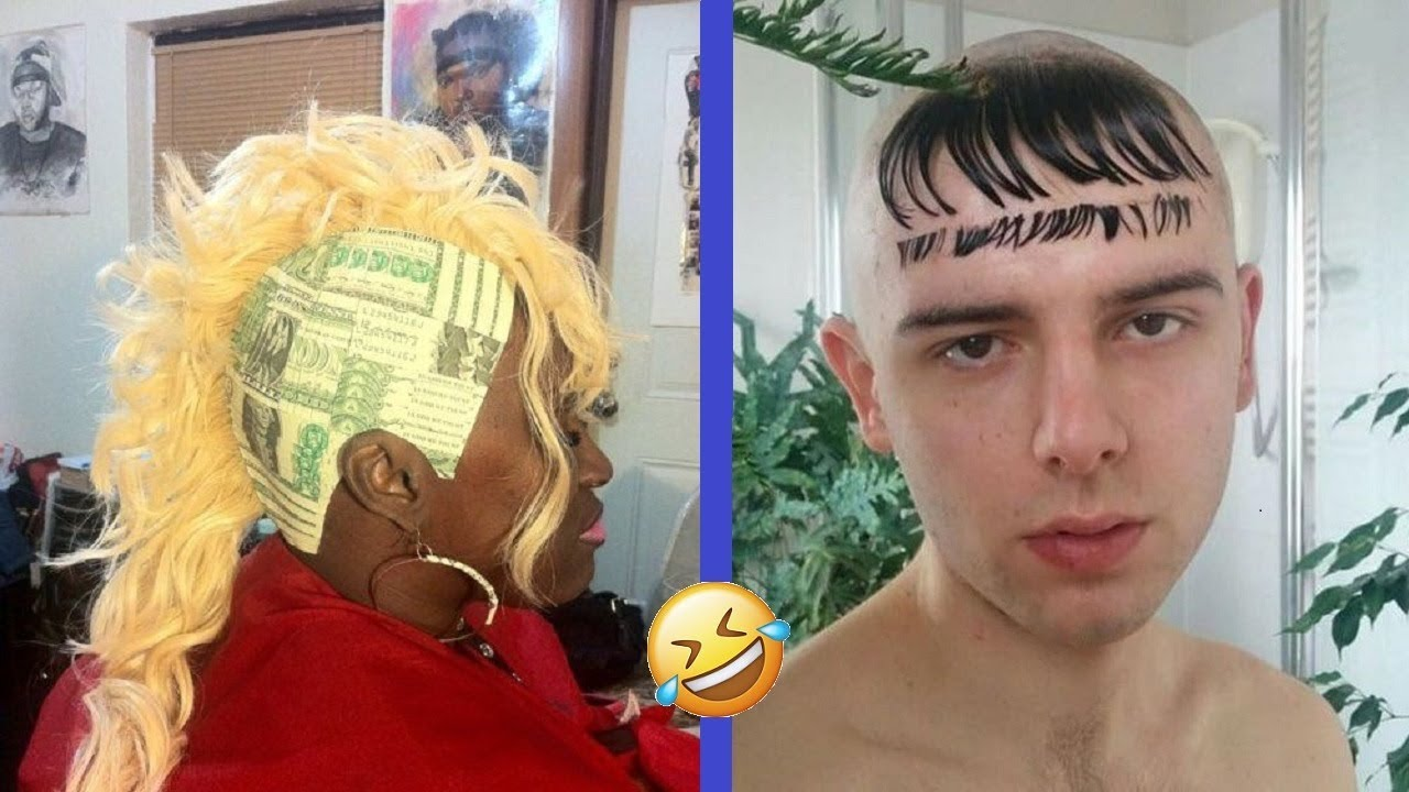 most weird and funny hairstyle and haircuts ever seen youtube