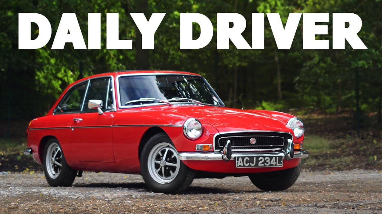 how to drive a classic car