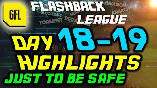 "Path of Exile 3.2: Flashback League DAY #18-19 Highlights ""Just to be safe"""