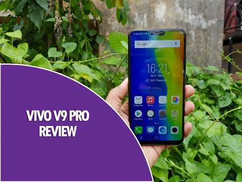 Vivo V9 Pro Detailed Review - Pros and Cons