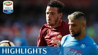 Napoli - Roma 1-3 - Highlights - Giornata 8 - Serie A TIM 2016/17