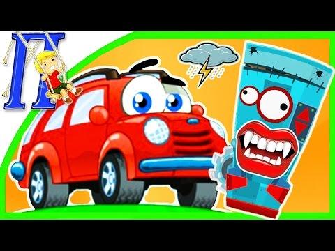 #Мультик ИГРА для детей - #Машинка ВИЛЛИ Спешит на РАЛЛИ 2