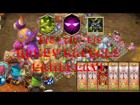 Vital Boon | Unholy Pact | Rowdy Rascals | Gameplay | Giveaway | Castle Clash