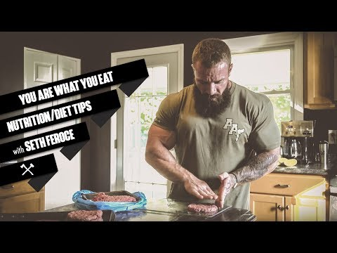 You Are What You Eat | Tips for Clean Gains