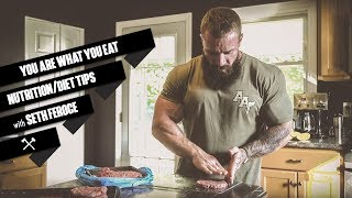 You Are What You Eat | Tips for Clean Gains thumbnail