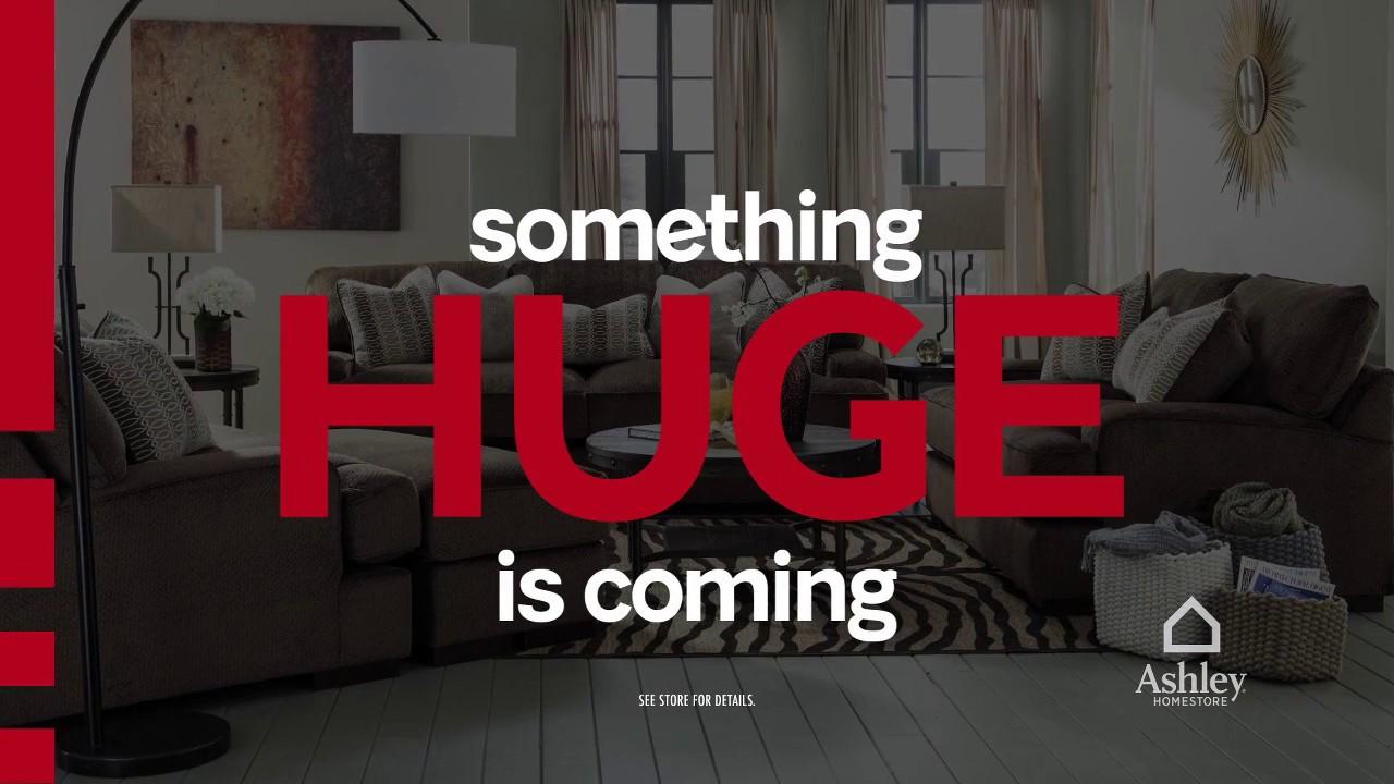 secret sale ashley furniture homestore springfield mo youtube. Black Bedroom Furniture Sets. Home Design Ideas