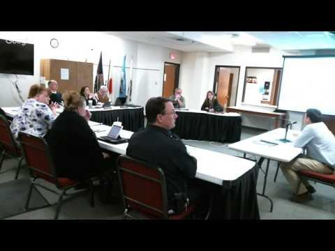 Livingston City Commission 2.21.17