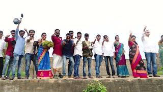 Bathukamma song 2017 | DJI Drone Shot | BY Raju Battula