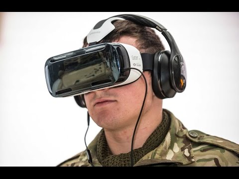 Virtual Reality: The Future Of Military Training