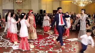 taro ka chamkta gehna ho Sister .taaron ka chamakta gehna ho- best brother dance in sister's marriag