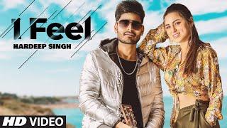 I Feel (Full Song) Hardeep Singh   Black Virus   Harj Maan   Latest Punjabi Songs 2021