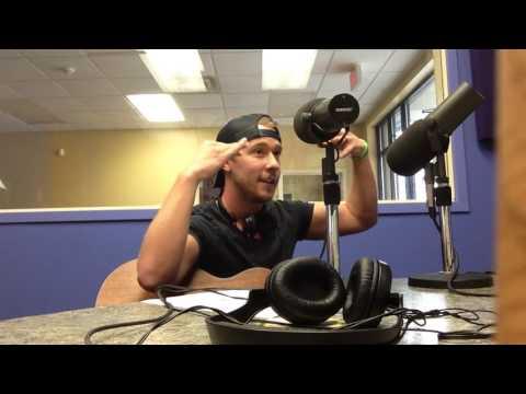 Joe Hall Radio Interview on Wtif 107.5 FM