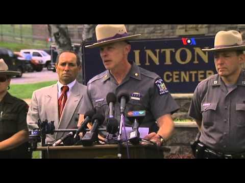 Escape de dos peligrosos asesinos pone en alerta a Nueva York