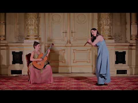 THE CLASSICAL FLUTE AND GUITAR PROJECT: Mozart: Fantasia in d K.397