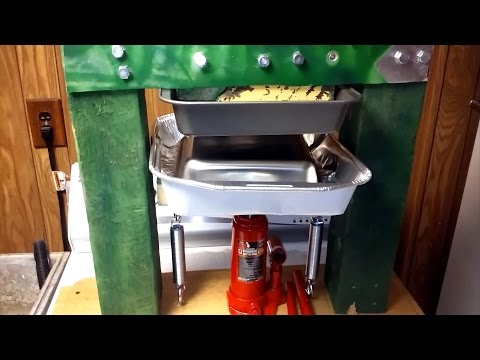 episode42 hydraulic juice press