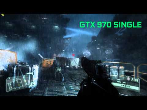 GEFORCE GTX 970 | Single VS SLI Comparison |