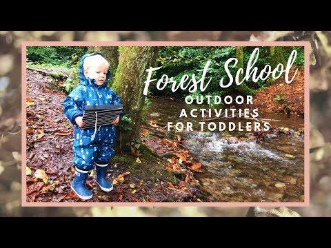 Outdoor Activities Toddlers | Forest School