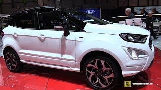 2018 Ford EcoSport - Exterior and Interior Walkaround - 2018 Geneva Motor Show