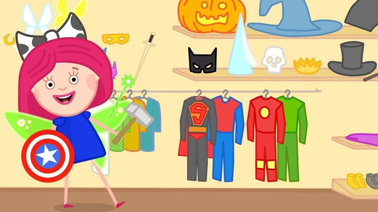 Kinder Cartoon - Smarta geht zum Karneval - Zeichentrick ...