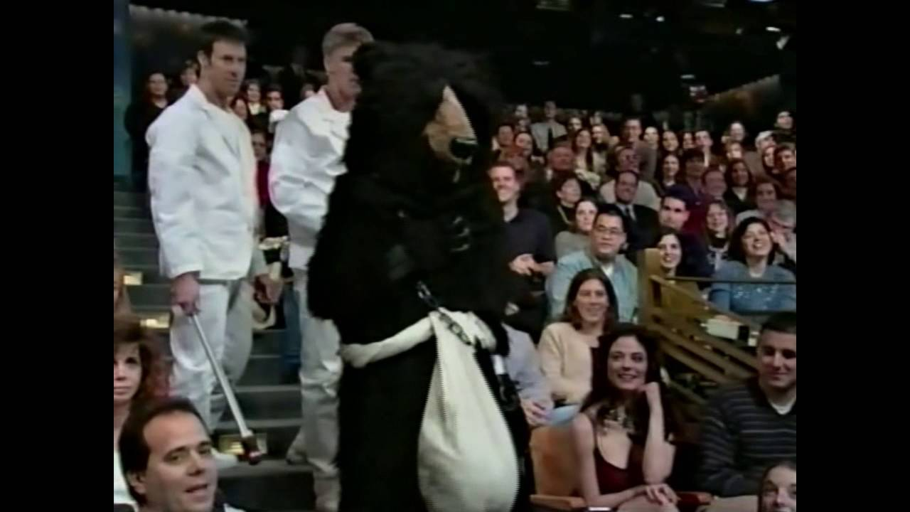 The Identity Of The Masturbating Bear Revealed 12 17 99