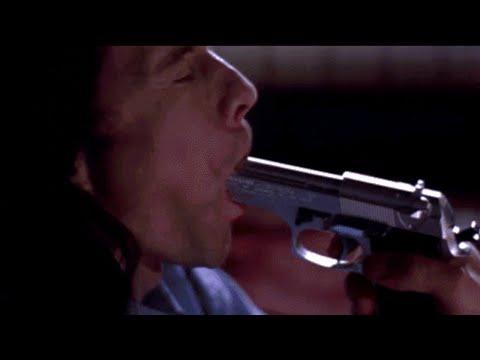 Гифка пистолет выстрел в голову, добрым вечером девушке