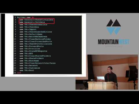 Rack Middleware as a General Purpose Abstraction by Mitchell Hashimoto
