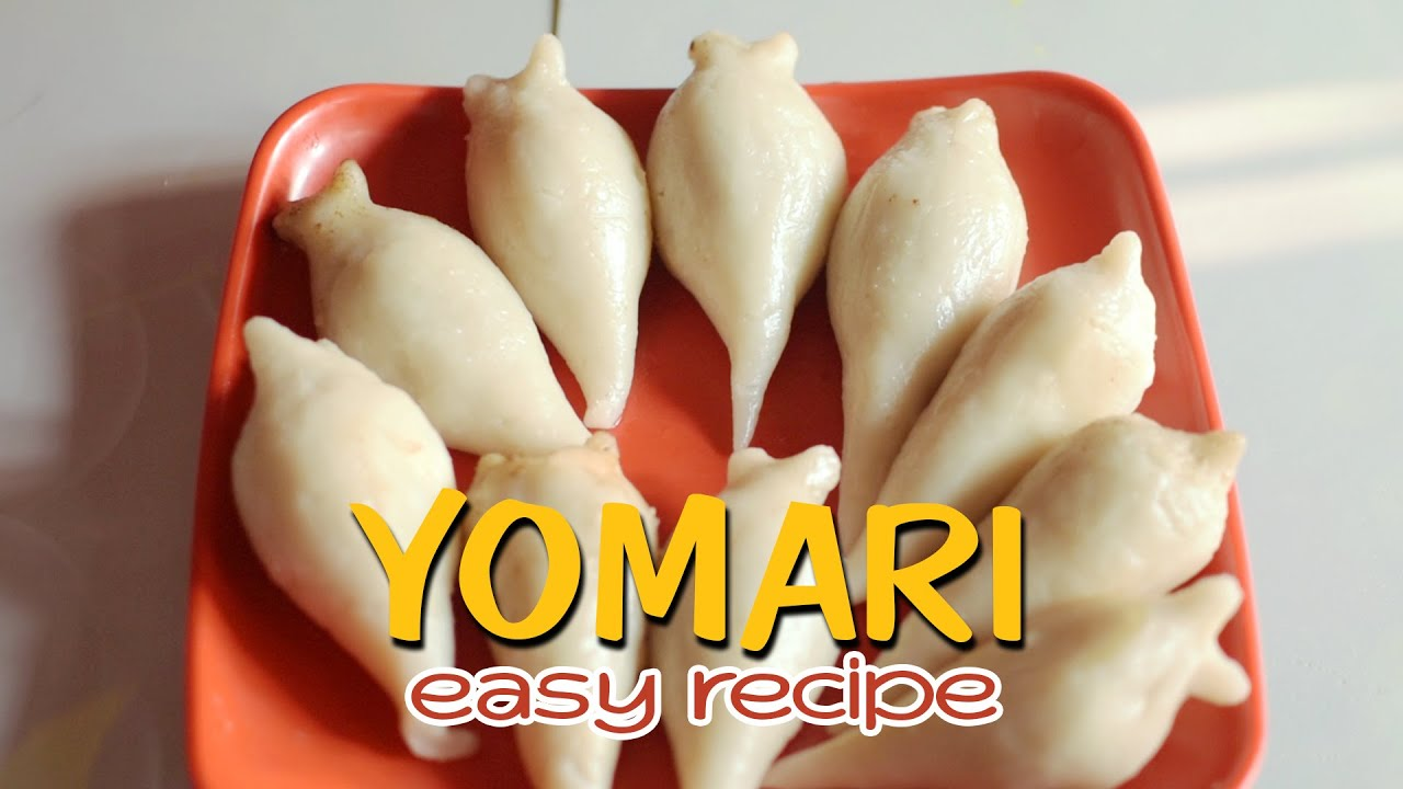 Yomari Recipe | How to Make Yomari | Newari Food Recipe