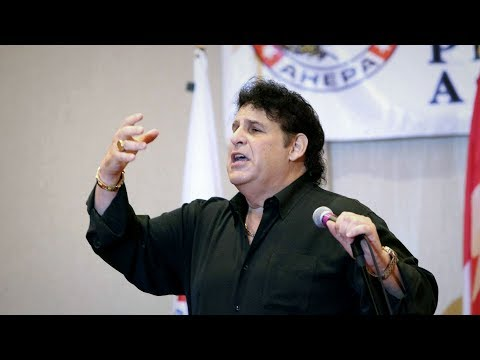 Basile the Comedian at the AHEPA Convention