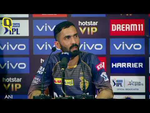 IPL 2019: KKR Captain Dinesh Karthik on Three-Wicket Loss to Rajasthan| The Quint