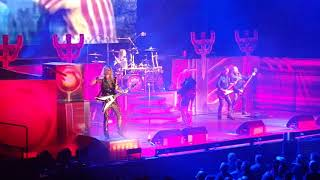 Breaking The Law - Judas Priest Firepower Tour 2018 (Wilkes Barre, PA)