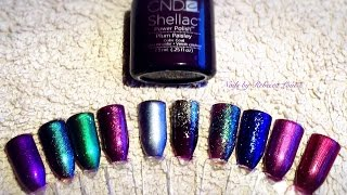 CND Shellac Plum Paisley Combinations(, 2015-09-14T15:08:47.000Z)