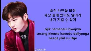 BTOB (비투비) FOR YOU Lyrics Han/Rom