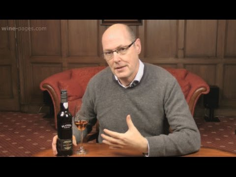 Blandy's 20 Year Old Terrantez Madeira, wine review