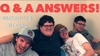 Q & A ANSWERS   MOVIE TALK/BLU-RAYS/NAUGHTIEST THING I'VE DONE TO A GIRL & MORE!