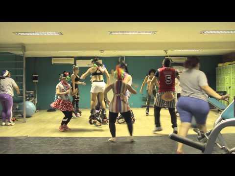 Harlem Shake Kangoo (Paty Soares)