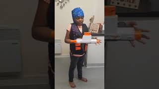 The Best Nerf vest and gun ever!
