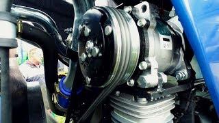 Pokaz na AGRO SHOW: badanie mocy momentu zużycia paliwa w ciągnikach rolniczych