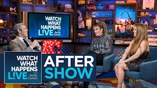 After Show: Andy Cohen Calls Ramona Singer LIVE! | RHONY & RHOC | WWHL