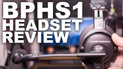 Audio-Technica BPHS1 Headset Review / Test