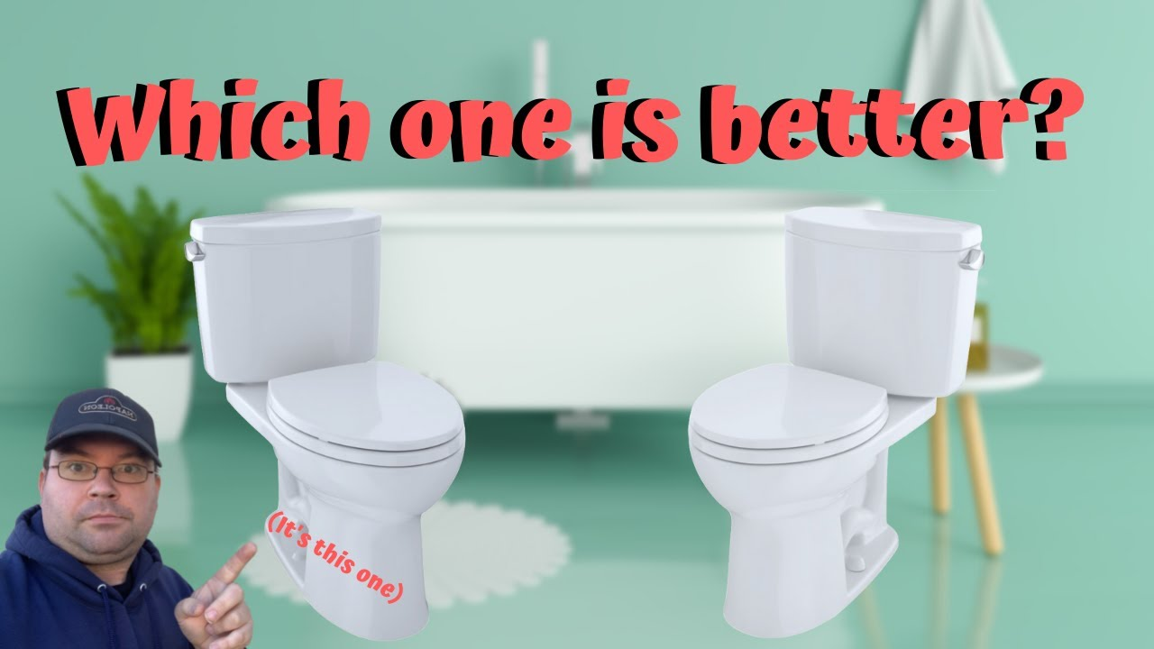 Quick Tip Tuesday What S The Difference Between An Elongated And A Round Front Toilet Youtube