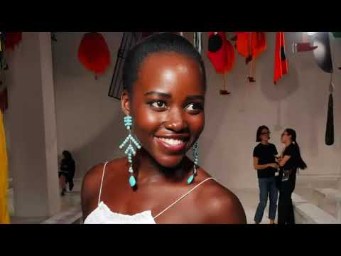 Lupita Nyong'o Calls Out 'Grazia' Magazine for Photoshopping Out Her Hair